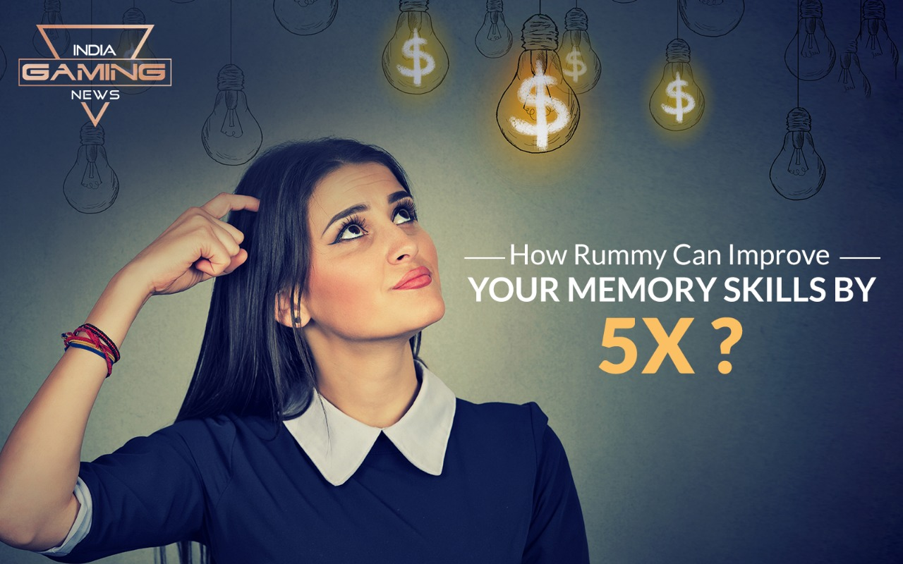 Play online rummy & improve your memory skills